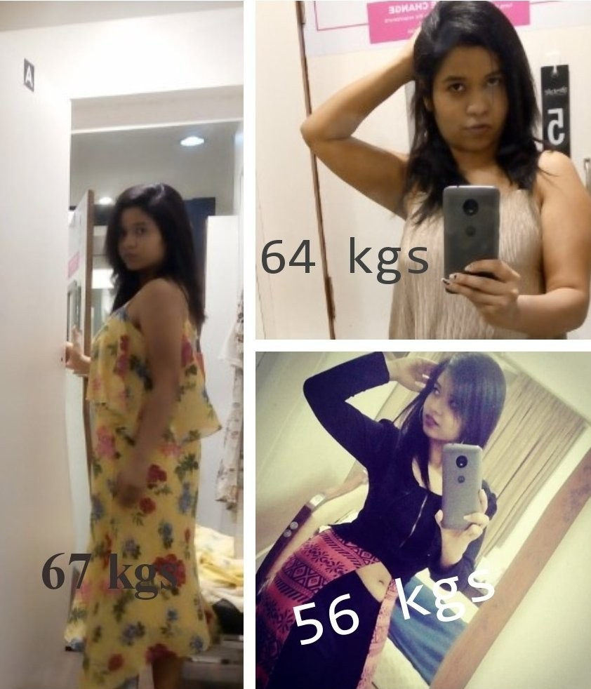 How I lost 11 kgs
